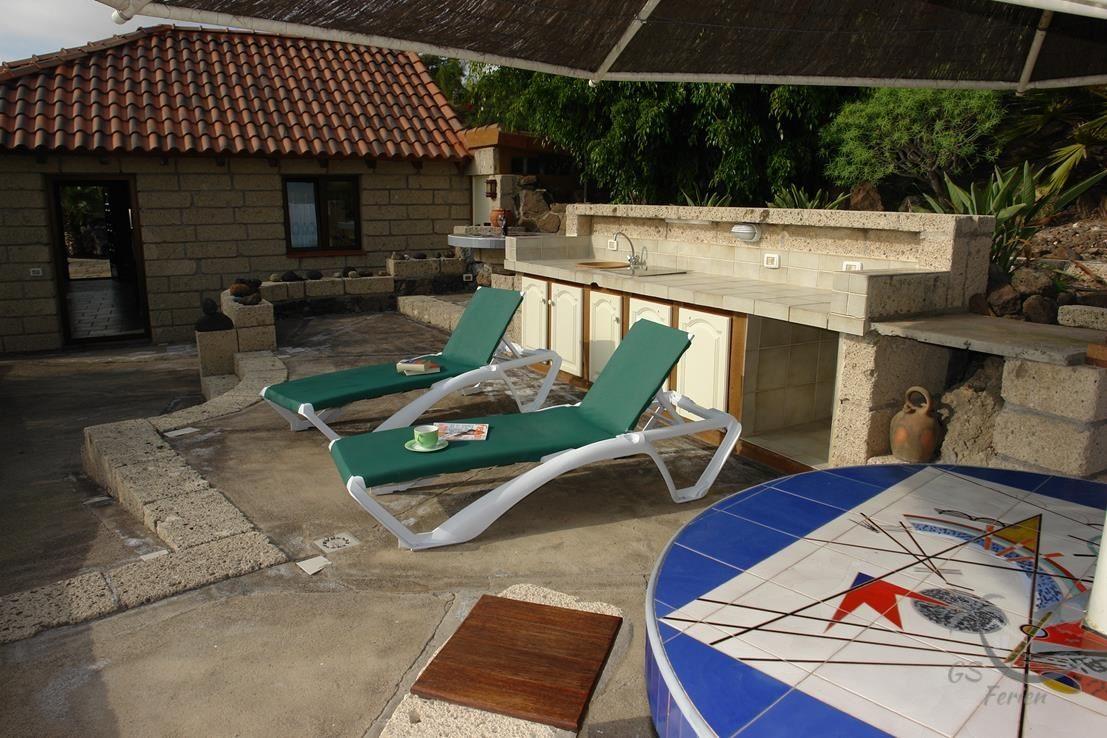 Privatterrasse / privat terrace