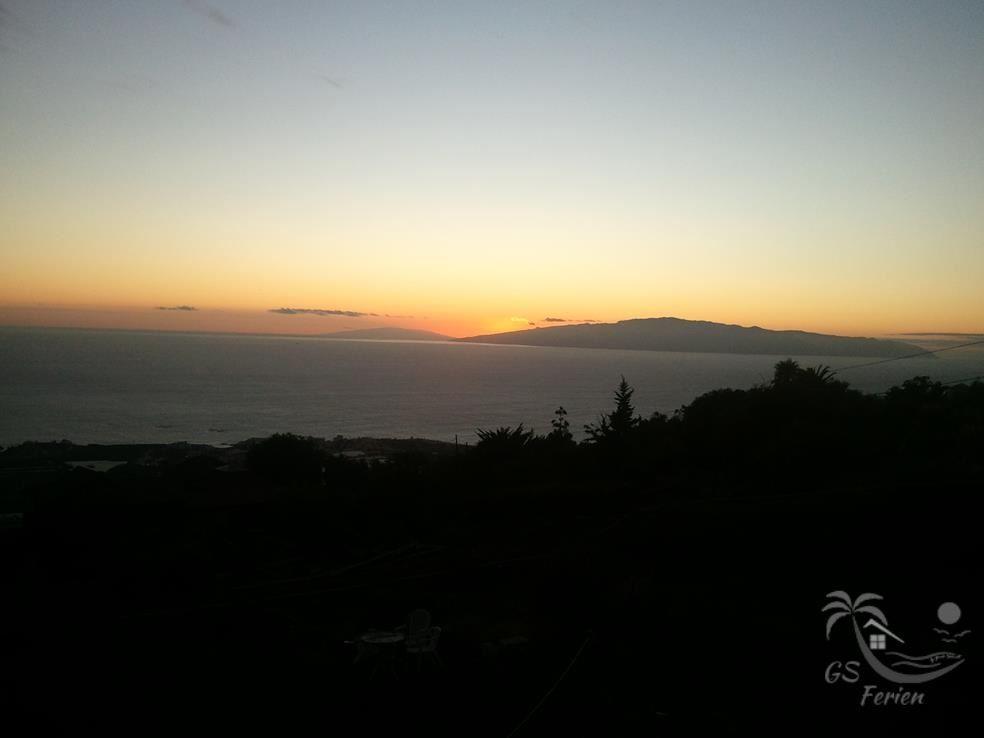 Sonnenuntergang auf der Finca / sunset