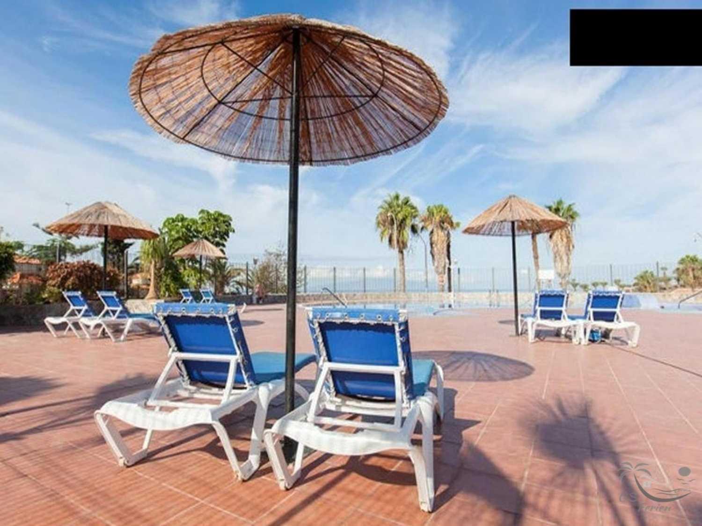 Urlaub Ferien Teneriffa Meer Pool Strand