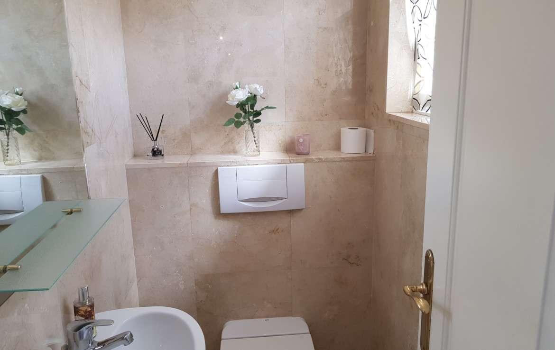 Gästetoilette / separate toilette