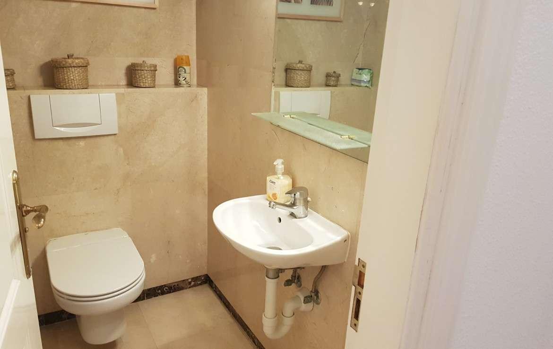 Gästetoilette 2 / separate toilette 2